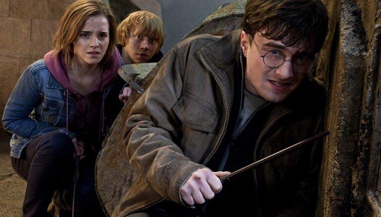 Roulinga publicēs četrus jaunus stāstus par Hariju Poteru