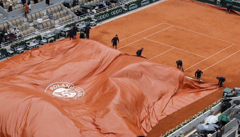 'French Open' rīkotāji turnīru vēlas aizvadīt ar faniem