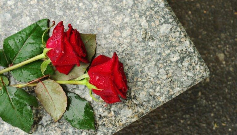 Семья убитого адвоката Бункуса получила место на кладбище, где хоронят только за особые заслуги