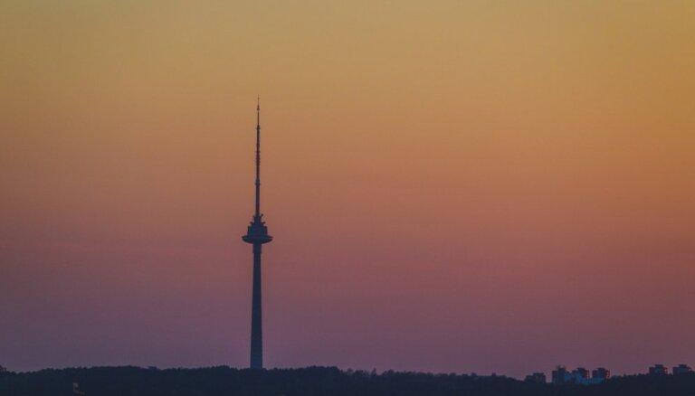 Вильнюсская телебашня изменит облик: вместо ресторана появится высотная гостиница