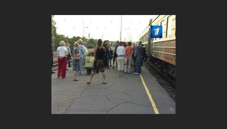 В Ригу пожаловали Алла Пугачёва и Максим Галкин