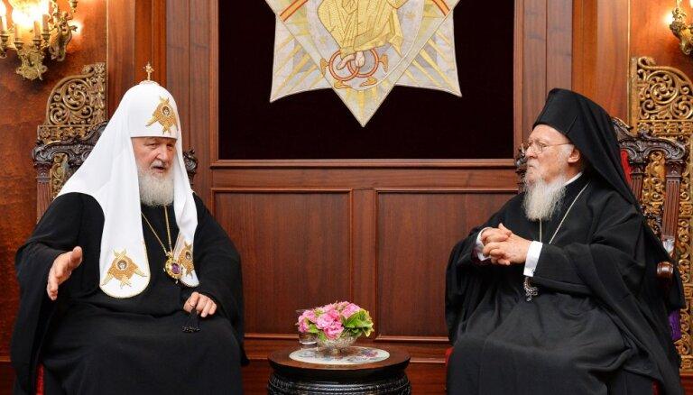 Разрыв РПЦ и Константинополя: самое главное о конфликте православных церквей