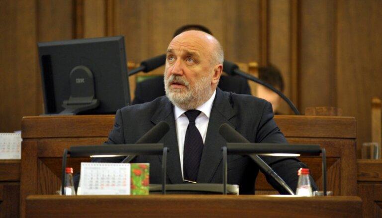 Годманис: разговоры о новом независимом пути в ЕС — почва для демагогии и радикализма