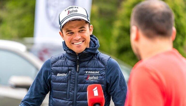 Liepiņš nākamnedēļ sāks debiju slavenajā 'Vuelta a Espana' grandtūrē