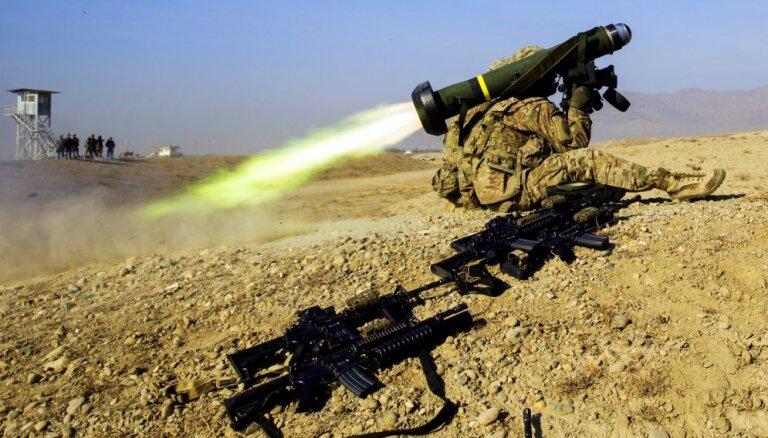 Москву беспокоят возможные поставки американского оружия в Грузию