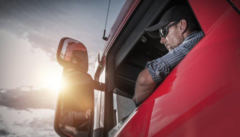 Latviju neapmierina EP apstiprinātā kravas autotransporta nozares reforma, iespējama tiesāšanās
