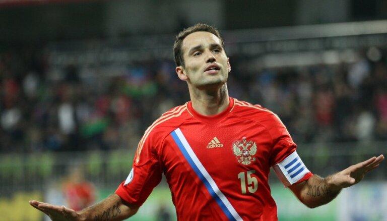Капитан сборной России Широков завершил карьеру футболиста