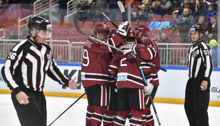 Rīgas 'Dinamo' ar spēli pret 'Baris' noslēgs sezonas ceturto izbraukumu