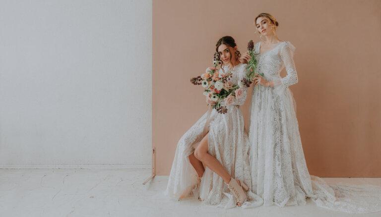 В Латвии запустили первую в Балтии интернет-платформу свадебных платьев