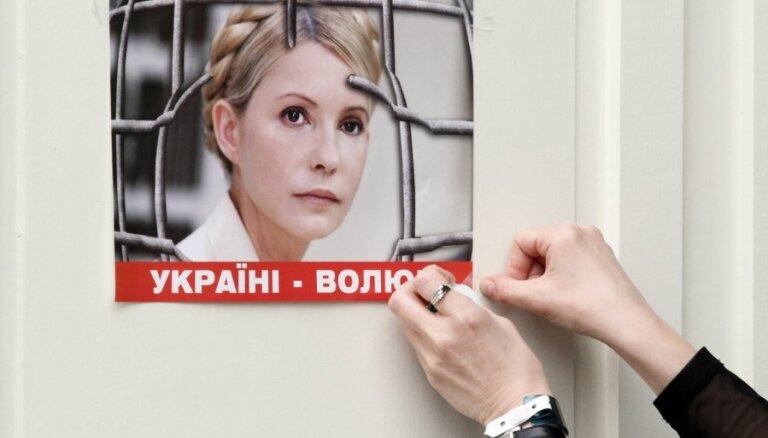 Ukrainas ministrs: Janukovičs varētu atbrīvot Timošenko