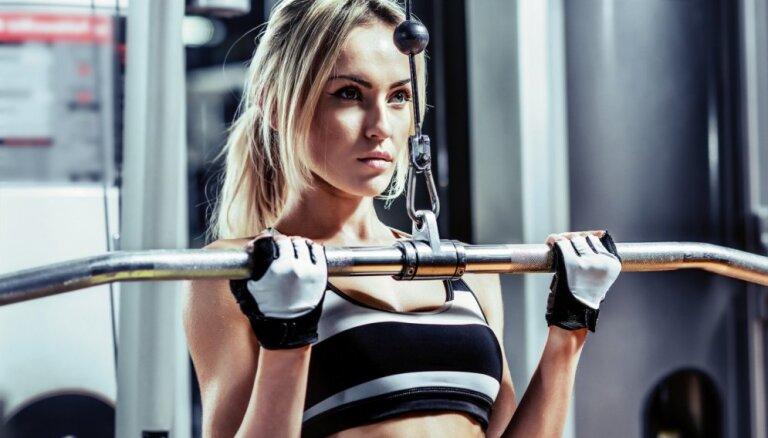 Lai rezultāts neizpaliek: tipiskākās kļūdas treniņos sporta zālē
