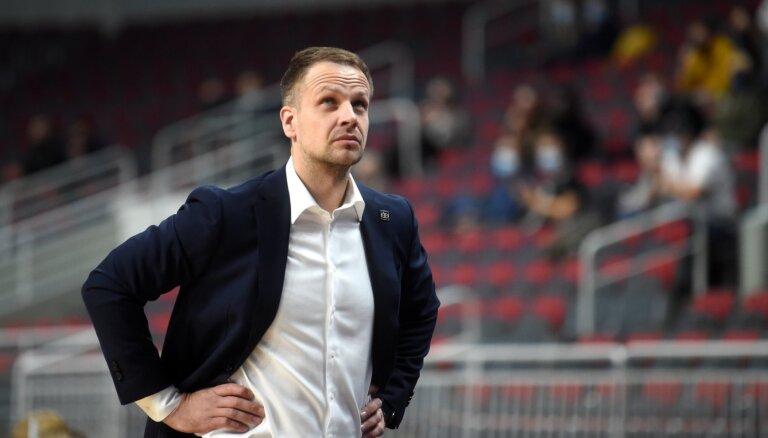 Latvijas-Igaunijas līgas sezonu atklās finālistu VEF un 'Kalev' duelis