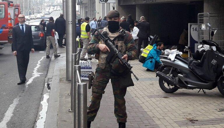 Прокуратура Бельгии назвала имя устроившего взрыв в метро Брюсселя