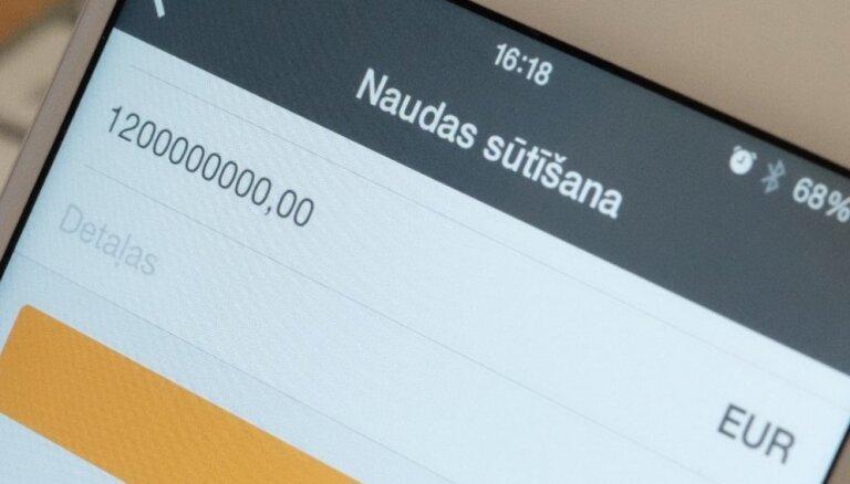 Vērienīgs pārskaitījums – Latvija EK atdevusi 1,2 miljardus eiro