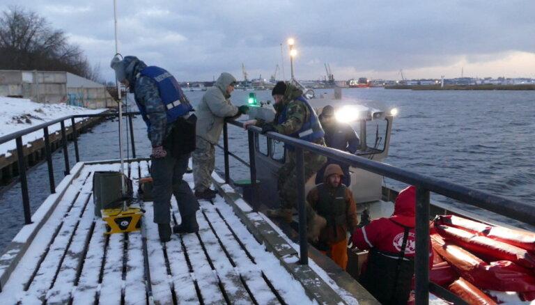 Добровольцы провели поиски пропавшего рижанина в канале Саркандаугава: тело не обнаружено