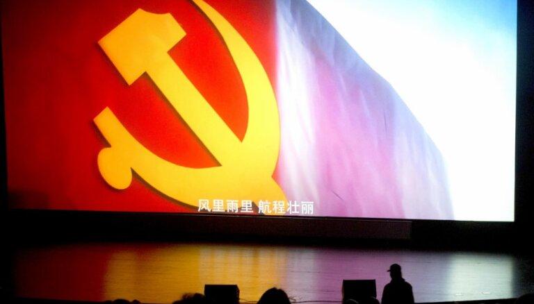 Francijā par spiegošanu Ķīnas labā aiztur divus bijušos aģentus