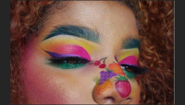 ФОТО. Тренд сезона — макияж носа