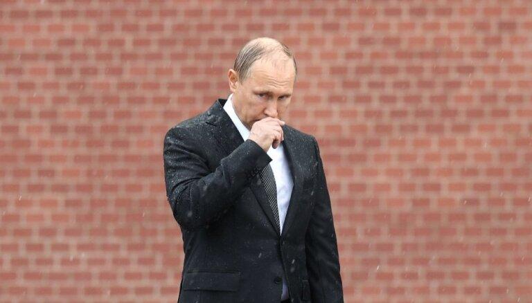 Putins nav gaidīts viesis kara sākuma 80. gadadienas pasākumos Polijā