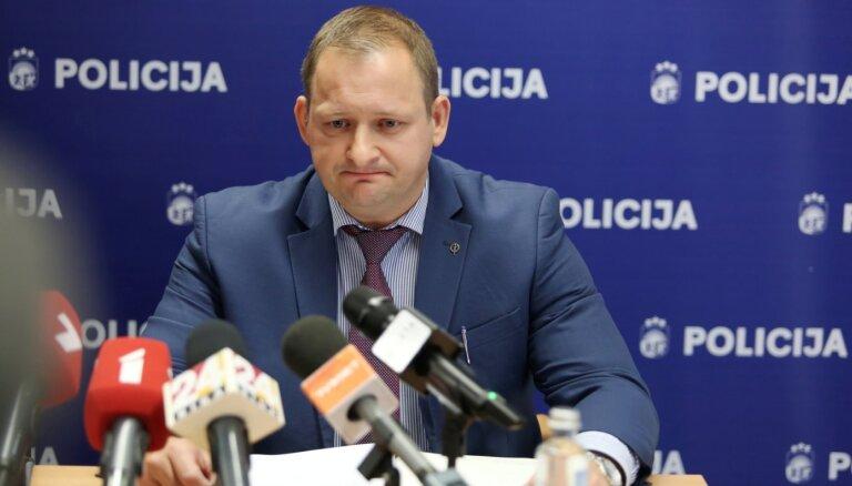 Valdība atbalsta Armanda Ruka apstiprināšanu Valsts policijas priekšnieka amatā
