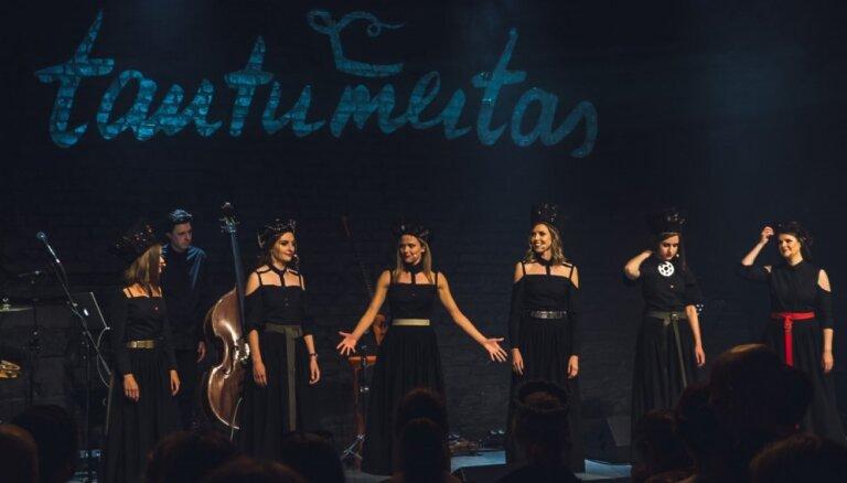 Foto: 'Tautumeitas' prezentē debijas albumu un aicina uz koncertu