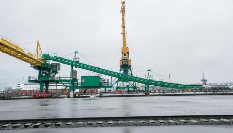 Работы по строительству второй очереди терминала на острове Криеву выходят на финишную прямую