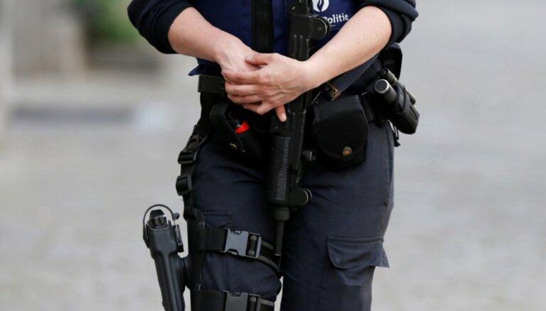 Beļģijā pēc čečenu un kurdu grupu sadursmēm izvērš policijas operāciju