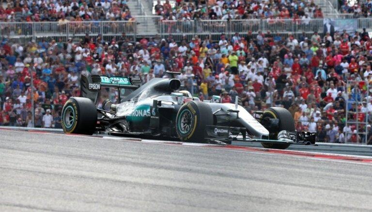 ASV 'Grand Prix' posmā labots F-1 apmeklētības rekords