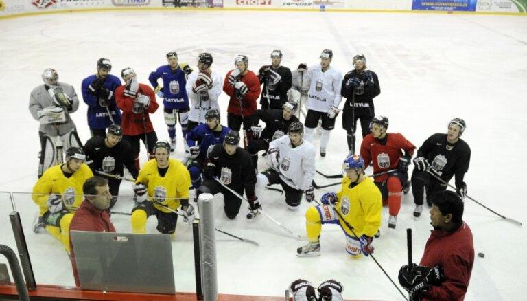 Липман: из варианта сборной в Лионе в олимпийской квалификации сыграют человек 5-6