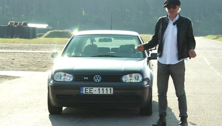 Pauls Timrots bez finanšu ieguldījumiem uzlabo 'VW Golf' paātrinājumu