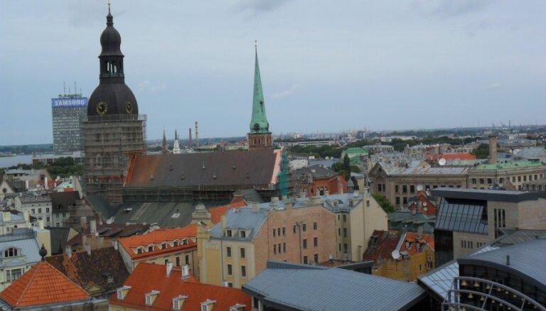 Рига вошла в пятерку самых популярных городов для российских туристов