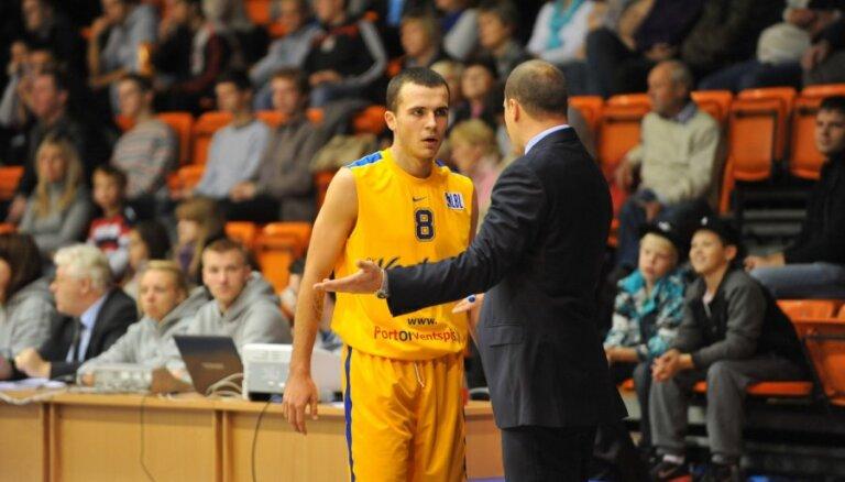 BK 'Ventspils' spēles izskaņā pārstāja spēlēt pareizi, uzskata Štelmahers