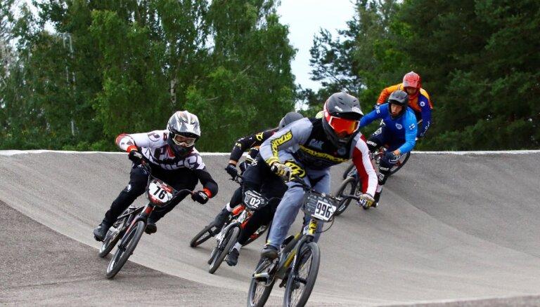 'SMScredit.lv BMX čempionāts' ar otro posmu sestdien turpināsies Vecpiebalgā