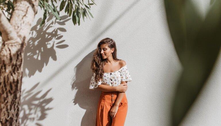 Ģērbšanās etiķete tveicīgajā laikā - stilistes ieteikumi