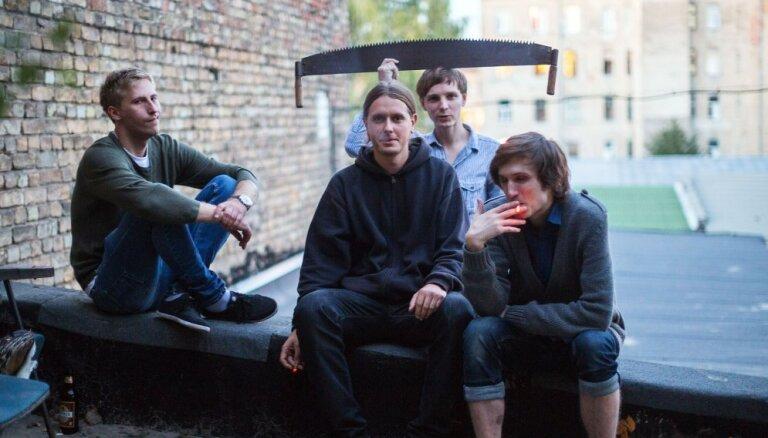 'Židrūns' pretendē uz Eiropas neatkarīgo mūzikas izdevniecību apvienības balvu