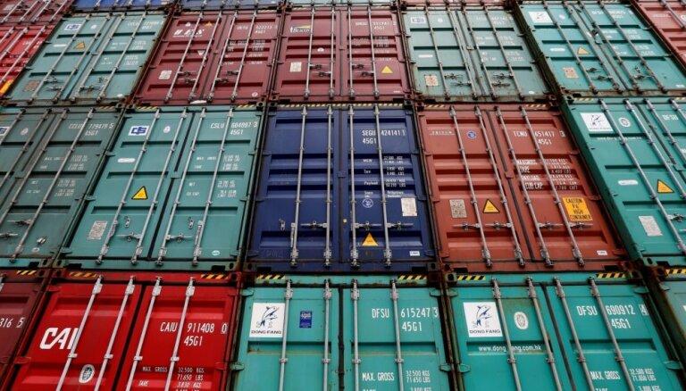 Страны Балтии договорились о маршруте первого совместного контейнерного поезда