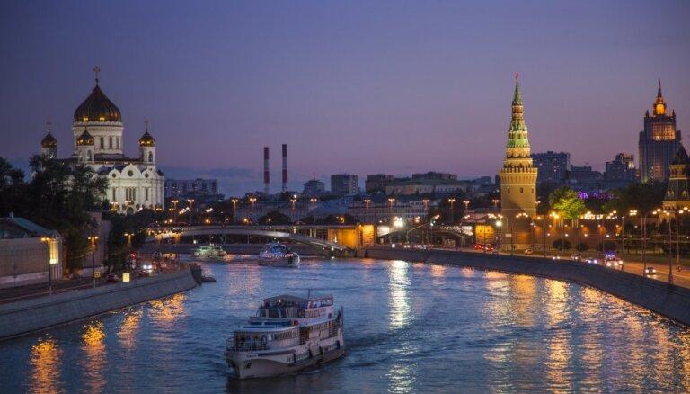 Помимо Лондона на принятие Олимпиады-2016 рассматривается и Москва