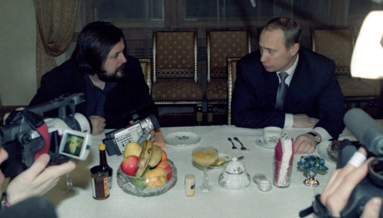 Filma 'Putina liecinieki' iekļūst Eiropas Kino akadēmijas gada izlasē