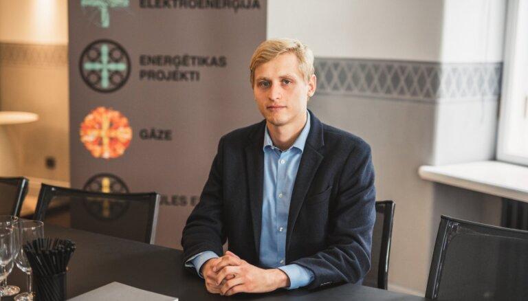 Krišjānis Baidekalns: Energoresursu cenas kritušās līdz rekordzemam līmenim