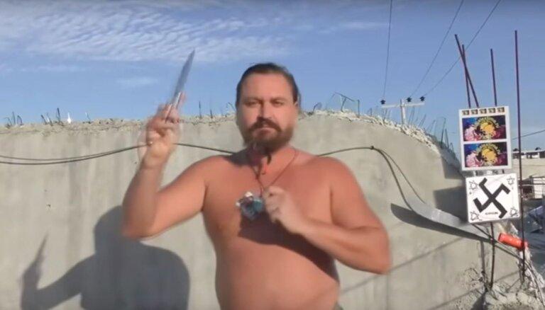 Meksikāņu gandrīz nolinčotam krievam piespriež 37 gadus cietumā
