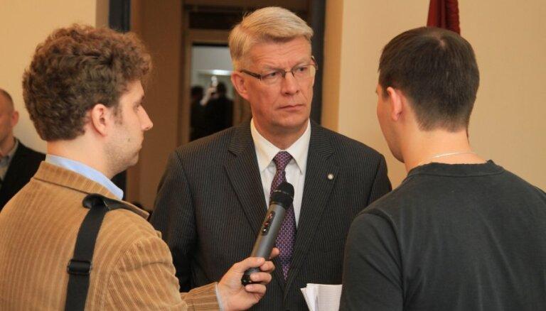 Reformu partija koalīcijā prasīs skaidrot Štokenberga iecelšanu PV valdē