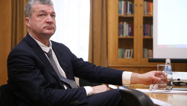 Комиссия Сейма будет решать о выдаче Закатистова прокуратуре через три недели
