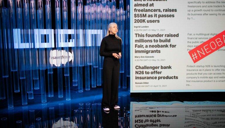 Video: Vai jaunuzņēmumi noteiks, kāda būs nākotnes izglītība, veselība un finanses