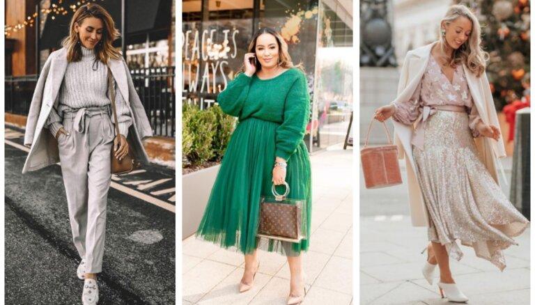 ФОТО. Как одеваться в январе 2020: идеи стильных комбинаций на каждый день