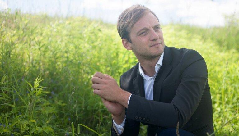 Daumants Kalniņš radījis īpašu koncertprogrammu 25 klausītājiem