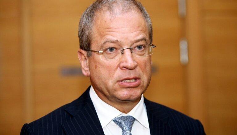 Андрис Америкс подал в отставку: текст заявления
