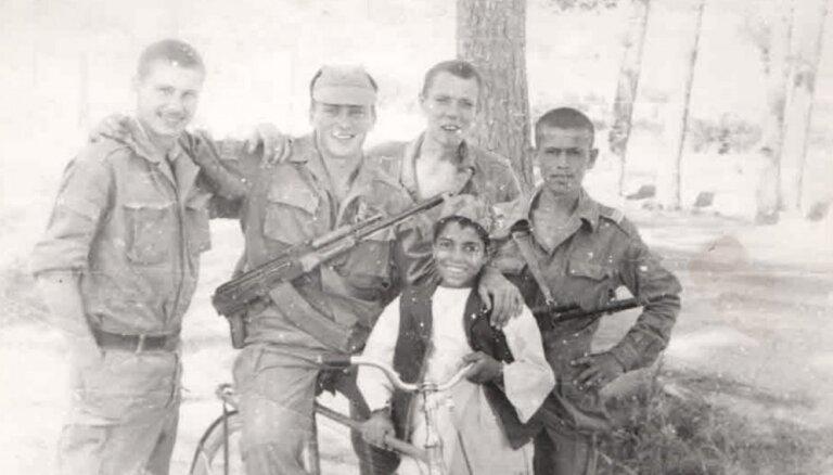 Kaujā mācās pats un ātri – latvietis par pieredzēto Padomju un afgāņu karā (1. daļa)