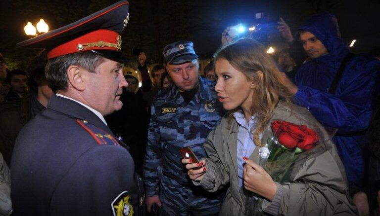The New York Times: Собчак — шпилька в боку Путина