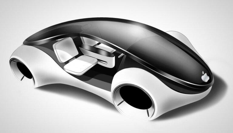'Apple' un 'Hyundai' pārrunā kopīgu elektromobiļu izstrādi