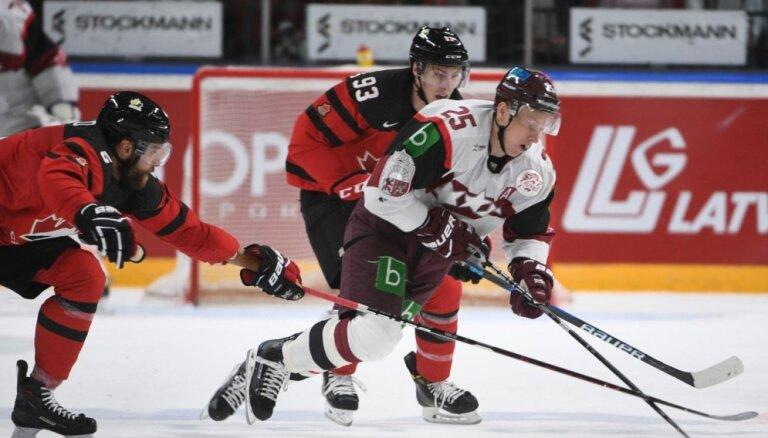 Masaļskis: pret Kanādu nevajag spēlēt pragmatisku hokeju