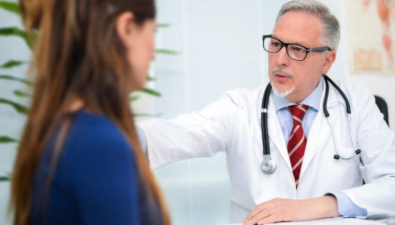 ЦСУ: каждый пятый житель Латвии не посещал семейного врача больше года